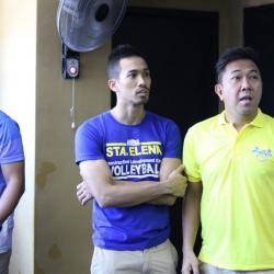 Three artists sit on Wrecking Balls' management team