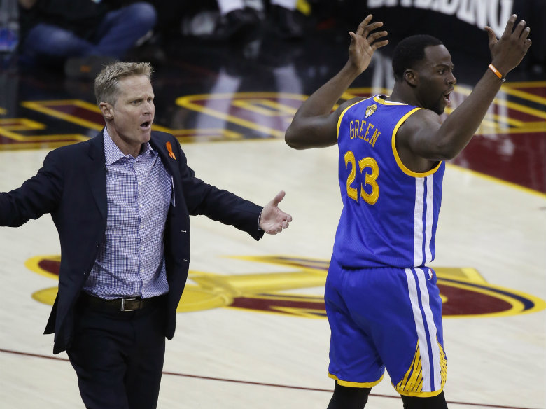 Cavaliers in same position as a year ago, but challenge tougher vs. Warriors