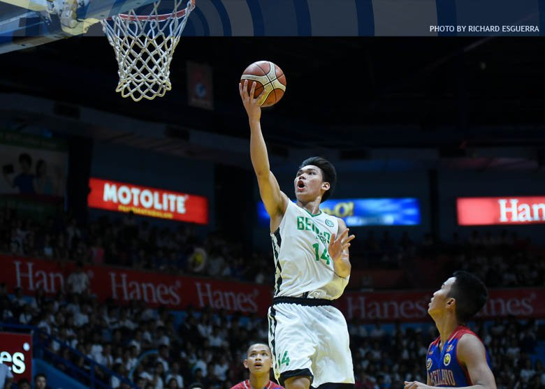 Once a DLSU-commit, NCAA Jrs. MVP Mallillin moves to Ateneo