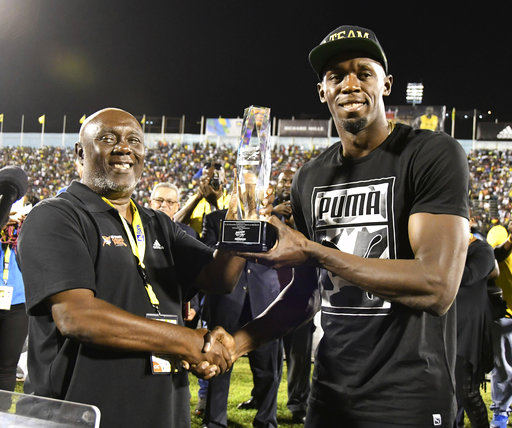 Usain Bolt wins final 100m race on home soil in Jamaica