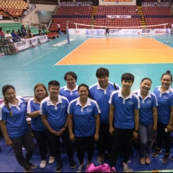 VIS men and women to wrap up first PVL work
