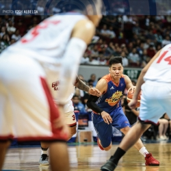 Pogoy's star continues to rise as Player of the Week