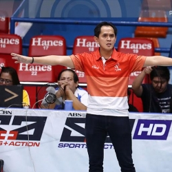 'Di ko nakita 'to -- Almadro on success in men's volleyball