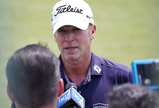 Stricker eyes first major title