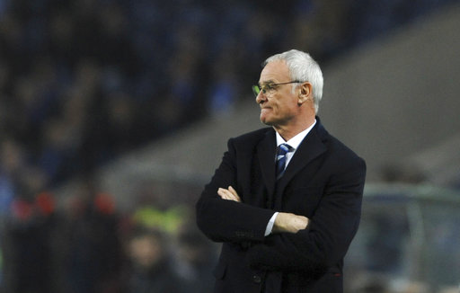 Claudio Ranieri takes Nantes manager job