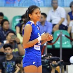 Valdez leads national women's volleyball team Final 12