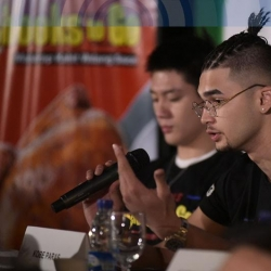 Kobe Paras ready to represent Philippines at a higher level