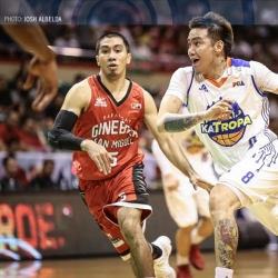 Is RR Garcia the missing piece in TNT's title puzzle?