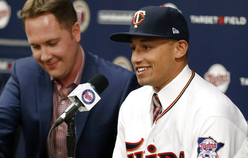 Twins sign top draft pick Royce Lewis