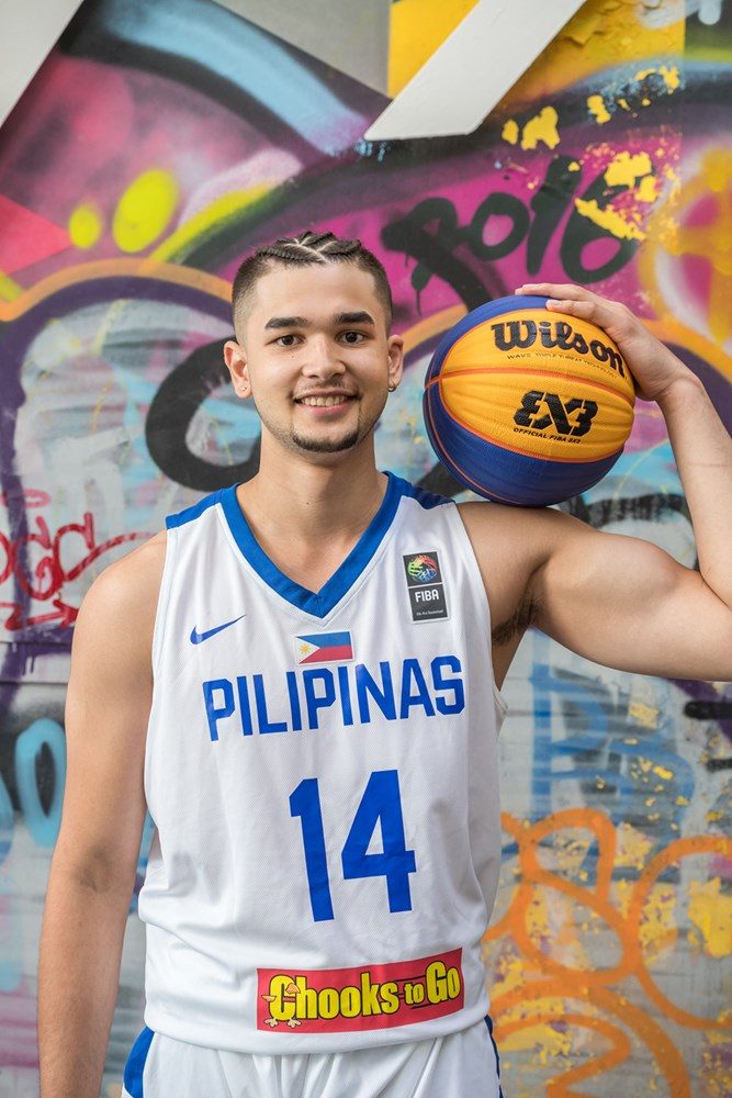 Kobe Paras clutch as Philippines win 3x3 World Cup opener