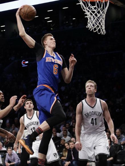 2017 NBA Draft preview: New York Knicks