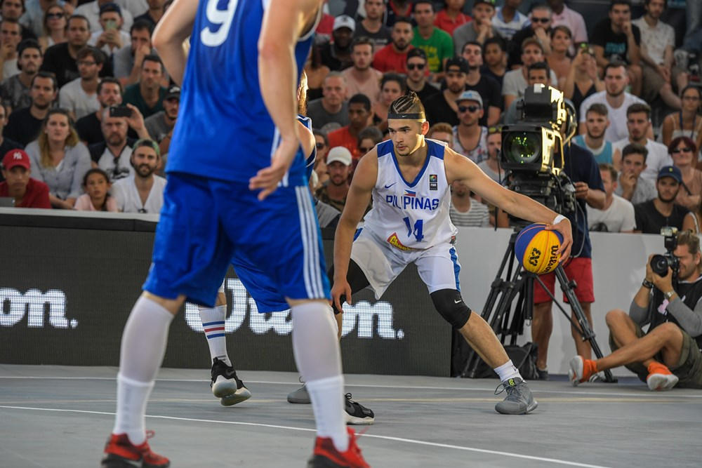 Kobe's star on the rise after big 3x3 World Cup performance