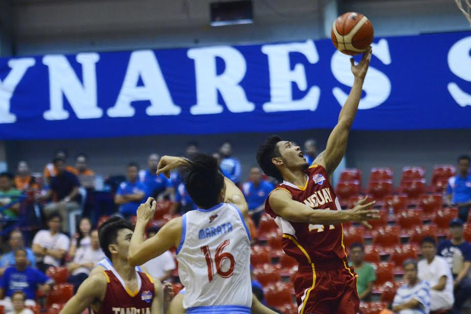 Tanduay escapes Marinerong Pilipino for second win in a row