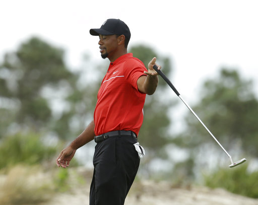 Tiger Woods says he is 'receiving professional help to manage my medications'
