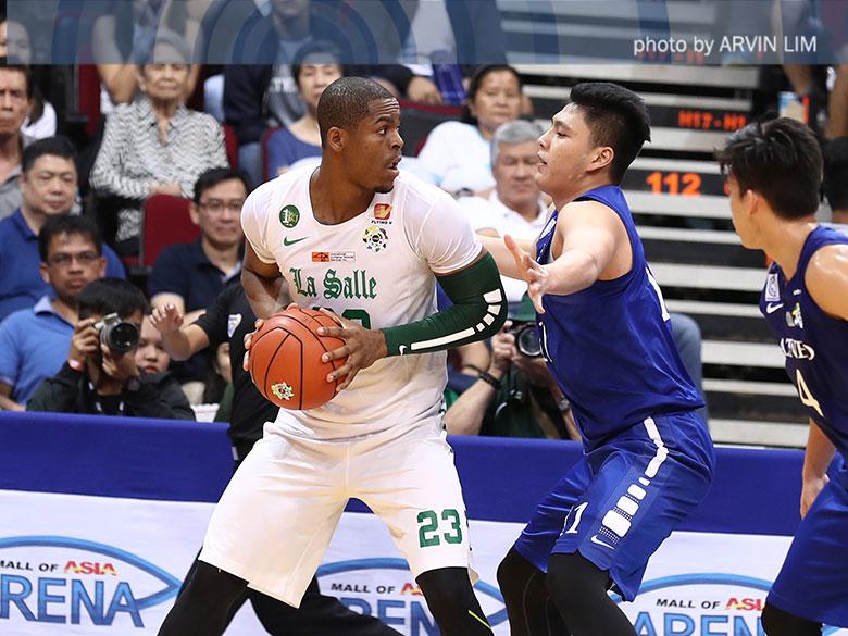 LOOK: UAAP season 80 men's basketball first round schedule