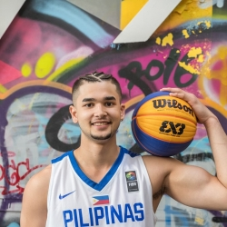 Kobe Paras falls short in 3x3 World Cup Slam Dunk contest