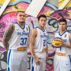 No. 2 Slovenia drops Philippines in 3x3 World Cup pool play