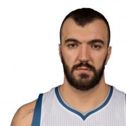 Timberwolves waive center Nikola Pekovic