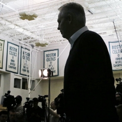 Ainge stays true to own path in building Celtics