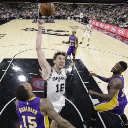 AP Source: Pau Gasol opts out, will re-sign with Spurs