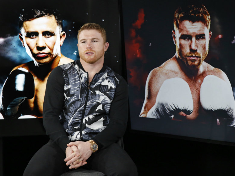 Canelo Alvarez expects knockout when he faces Gennady Golovkin