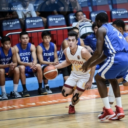 Keith Pido's no Scottie Thompson – and that's alright