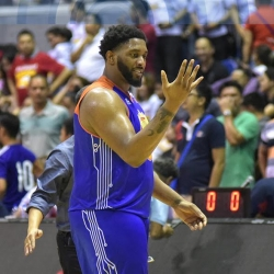 Smith powers through pain to give TNT early Finals lead