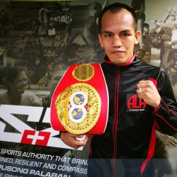 Milan Melindo to defend IBF title in Cebu this September
