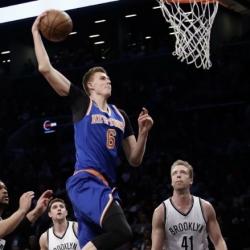 Phil Jackson says Knicks listening to offers for Porzingis