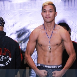 Albert Pagara gets new opponent for Pinoy Pride 41