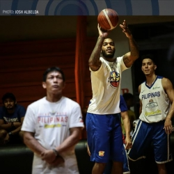 TNT's standby import could play for Gilas in Jones Cup