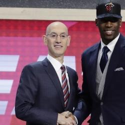 Heat take Kentucky's Bam Adebayo at No. 14 in NBA draft