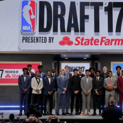 LOOK: 2017 NBA Draft first and second round results