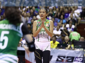 Daquis withdraws from nat'l team, Dy tapped as replacement