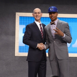 Sixers make Fultz #1, Ball realizes dream