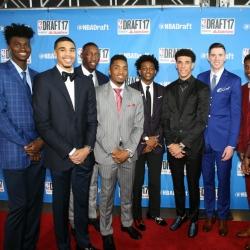 LOOK: 2017 NBA Draft results per-team
