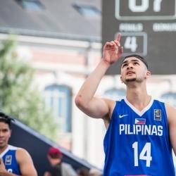 Kobe Paras expected to report to Gilas Pilipinas next week