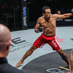 Pinoy fighter Jimmy Yabo searching for spectacular finish