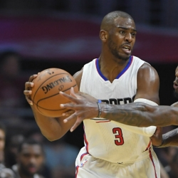 Chris Paul re-elected as president of the NBPA