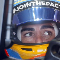 More misery for McLaren as Alonso's car grinds to a halt