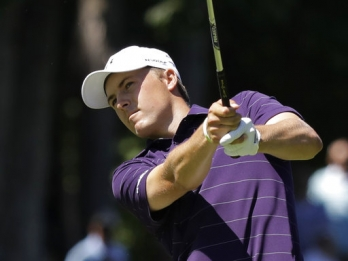 Jordan Spieth maintains lead in Travelers Championship