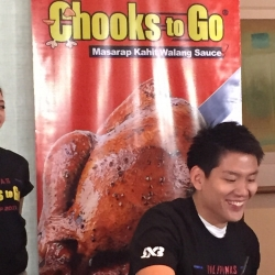 Teng contacted coach Chot about playing for Gilas Pilipinas