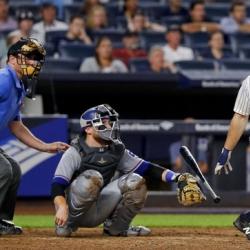 Yankees edge Rangers after thrilling Darvish-Tanaka duel