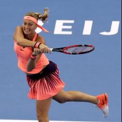 Kvitova reaches first final since attack
