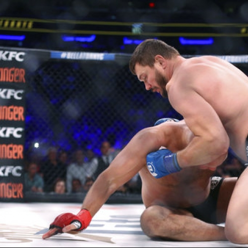 WATCH: MMA fight nearly ends in double-KO