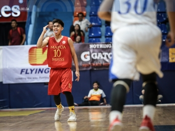 Gozum teams up with Escamis to lift Malayan to championship