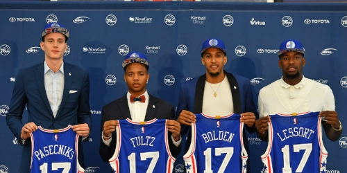 """76ers enter next phase of """"The Process"""""""