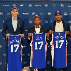 "76ers enter next phase of ""The Process"""