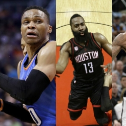 A closer look at the finalists for the 2017 NBA Awards
