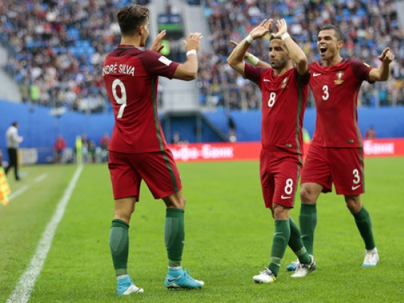 European champion Portugal is not only about Ronaldo